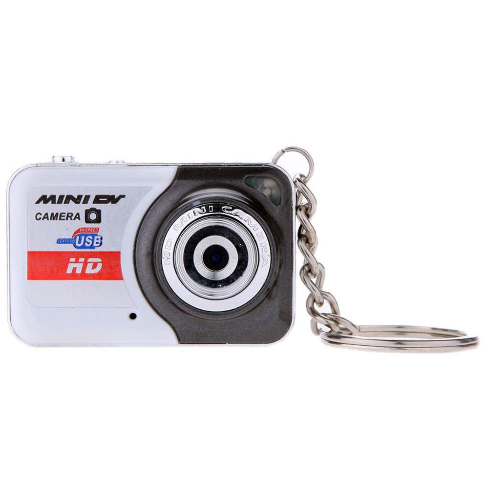 X6 Ultra Mini HD High Denifition Digital Camera Mini DV Support 32GB TF Card Mic