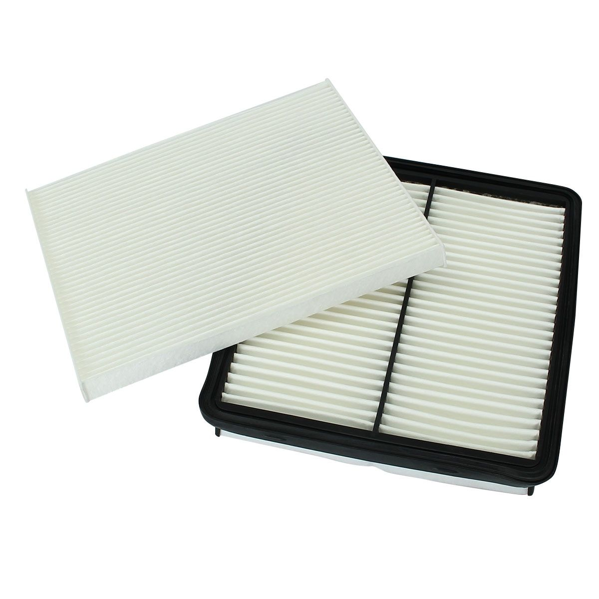 2 Pcs/Set AF6124 C36179 CA10881 CF11178 Car Engine Cabin Air Filter For HYUNDAI /KIA SB-CF36179/28113-2P100