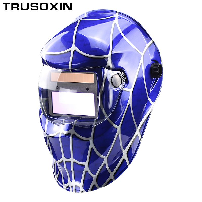 Solar Auto Darkening Welding Helmet/Welding Mask/Welder Goggles/Eye Mask/Shading Goggles for TIG MMA MIG Welding Machine Welder