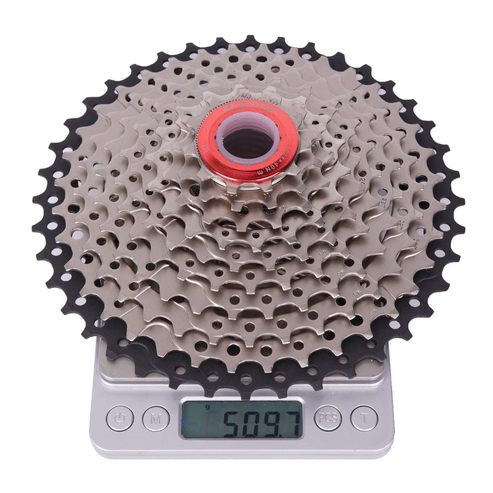 11-40 T 10 Speed Wide Ratio MTB Mountain Bike Bicycle Cheap Cassette Sprockets for Shimano m590 m6000 m610 m675 m780 X5 X7 X9 DH