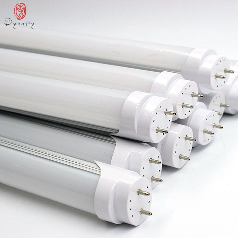 30 PCS/LOT LED T8 Tube 20 W lumière remplacer de Ballast traditionnel T8 Fluorescent Super luminosité économie d'énergie 120 CM 4 pieds dynastie