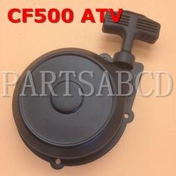 PARTSABCD HAND RECOIL STARTER PULL STARTER CF MOTO CF500 CF188 PARTS NO. 0180-092200