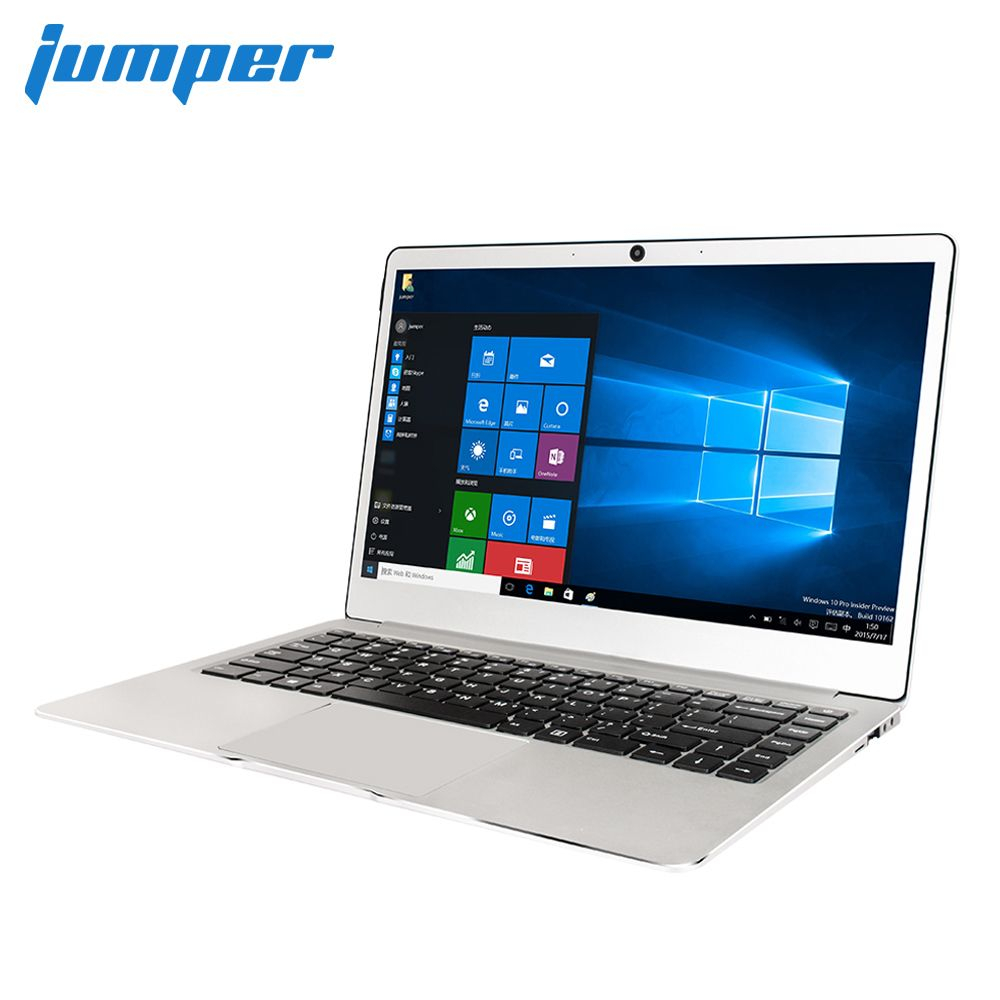 Larger Storage Jumper EZbook 3L Pro laptop 6G RAM 64G eMMC 64G SSD 14