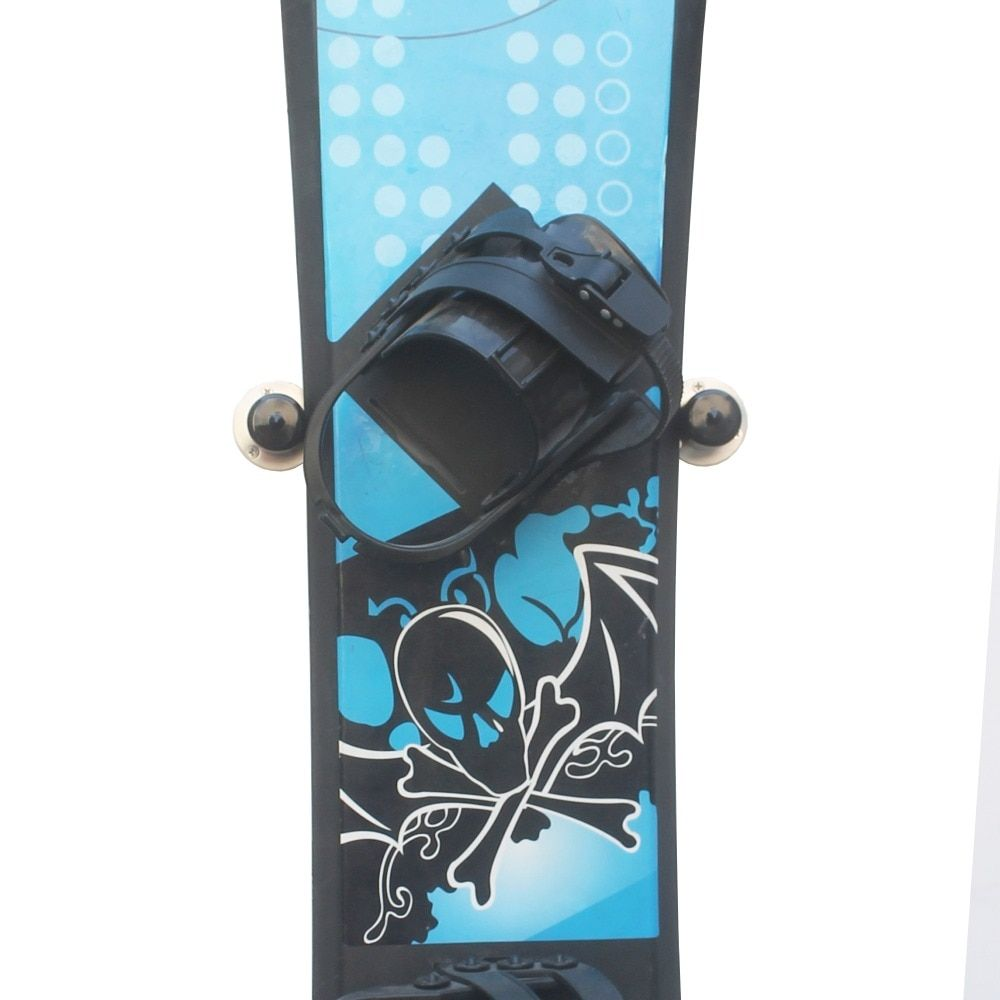 Clinch Design Snowboard Storage Display wall Rack Wall Storage wall mount Rack pack of 2 NO BOARD