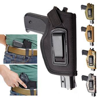 Vapanda кобура для пистолета внутри пояса IWB скрытого ношения кобура Подходит GLOCK 17 19 22 23 32 33 Ruger нейлоновая кобура