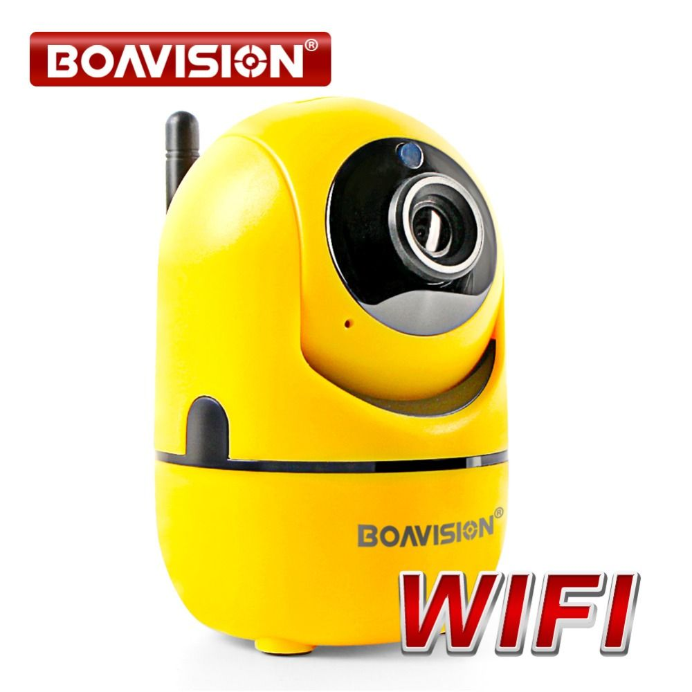 Super Mini Wireless Security 1080P IP Camera Wifi Night Vision Two Way Audio Recording Surveillance Network Indoor Baby Monitor