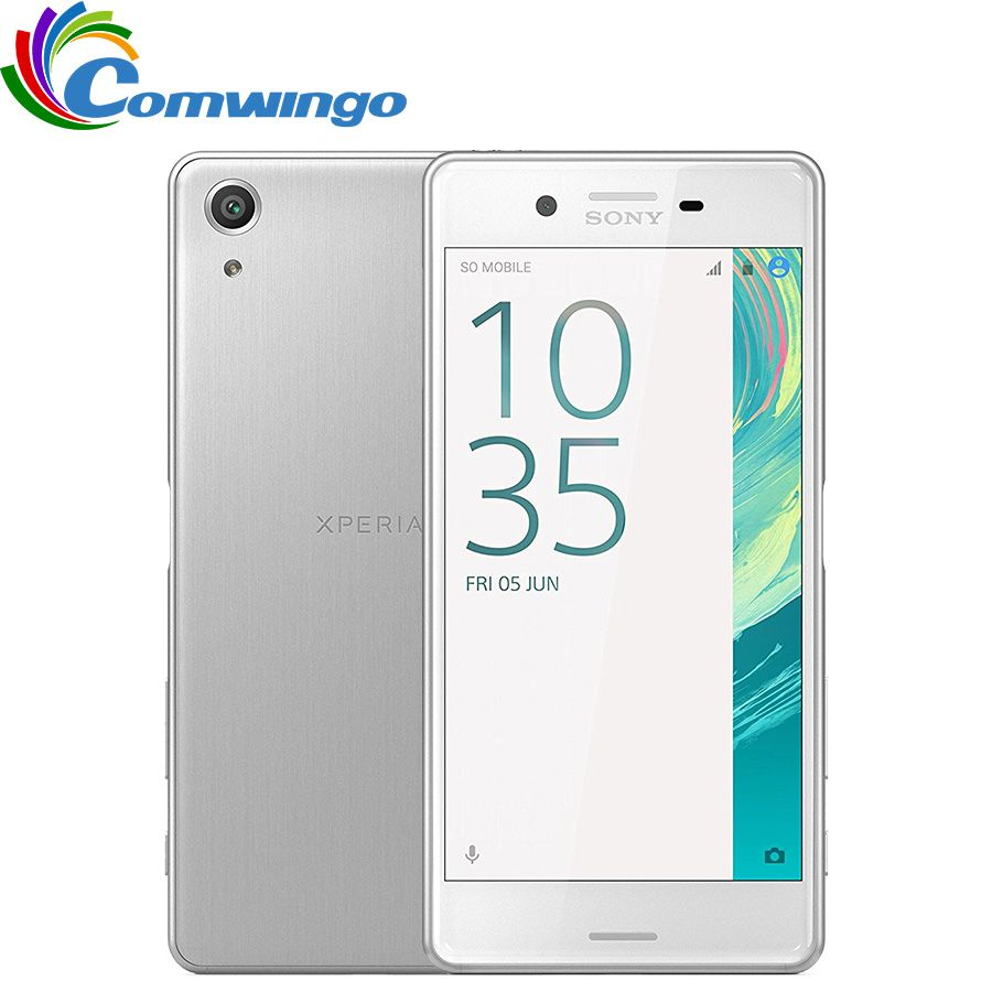 Original Sony Xperia X Performance F8131 RAM 3GB ROM 32GB 4G LTE Android Quad Core 5.0