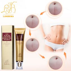 LANBENA Cream Acne Scar Removal Face Cream Skin Repair Acne Spots Acne Treatment Blackhead Whitening Cream Stretch Marks 30ml