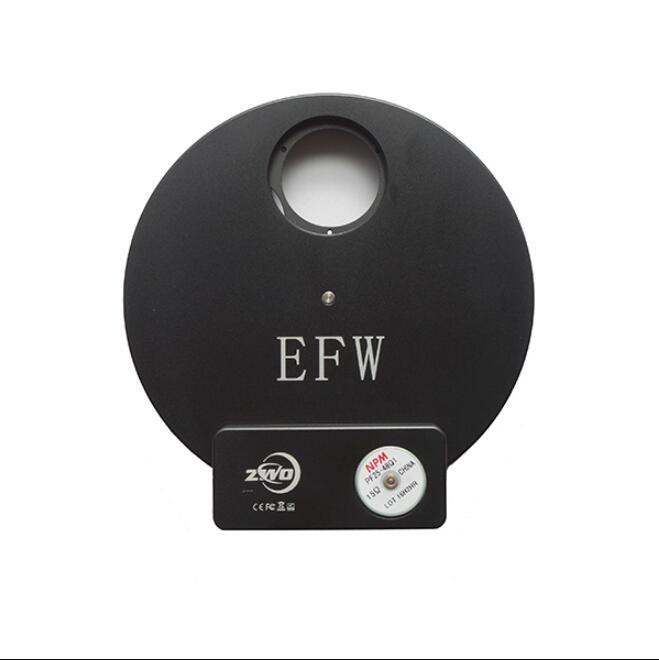 Astronomische kamera ZWO EFW elektrische filter rad 8 loch 1,25 zoll filter wheelZWO
