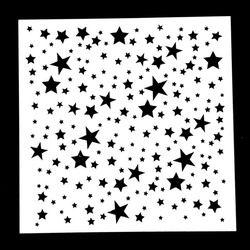 1 PC Twinkle Star En Forme Réutilisable Pochoir Airbrush Peinture Art DIY Décoration scrapbooking Album Artisanat Livraison Gratuite