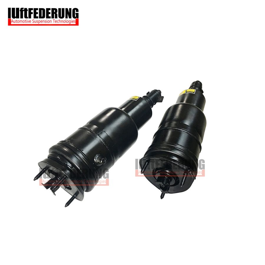 Luftfederung <font><b>2PCS</b></font> LS600H 600HL 4Matic USF40 UVF4 8-Speed With ABS Front Shock Absorber Suspension Air Spring 4801050201(500200)