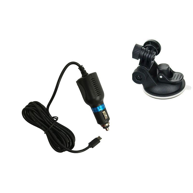 Оригинальный SJCAM аксессуары автомобильные комплекты присоске автомобильное зарядное устройство кронштейн для SJCAM SJ4000 SJ5000 SJ5000X M10 M20 Action Cam