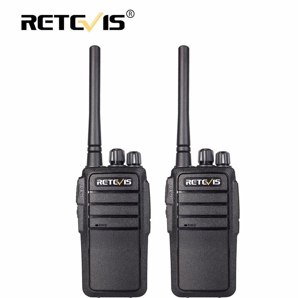 2pcs Portable Walkie Talkie Retevis RT21 2.5W UHF VOX Scrambler Ham Radio Hf Transceiver 2 Way Radio Set Comunicador Walk Talk