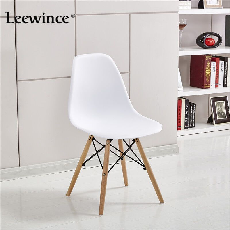 Leewince Fashion Dining Chairs Simple Plastic Creative Leisure Coffee Design Chair Stylish Dining Chairs Contemporary