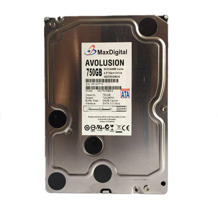 750 GB SATA 3,5 zoll 7200 RPM Cache 64 MB Unternehmen Grade Security CCTV Festplatte Garantie für jahr