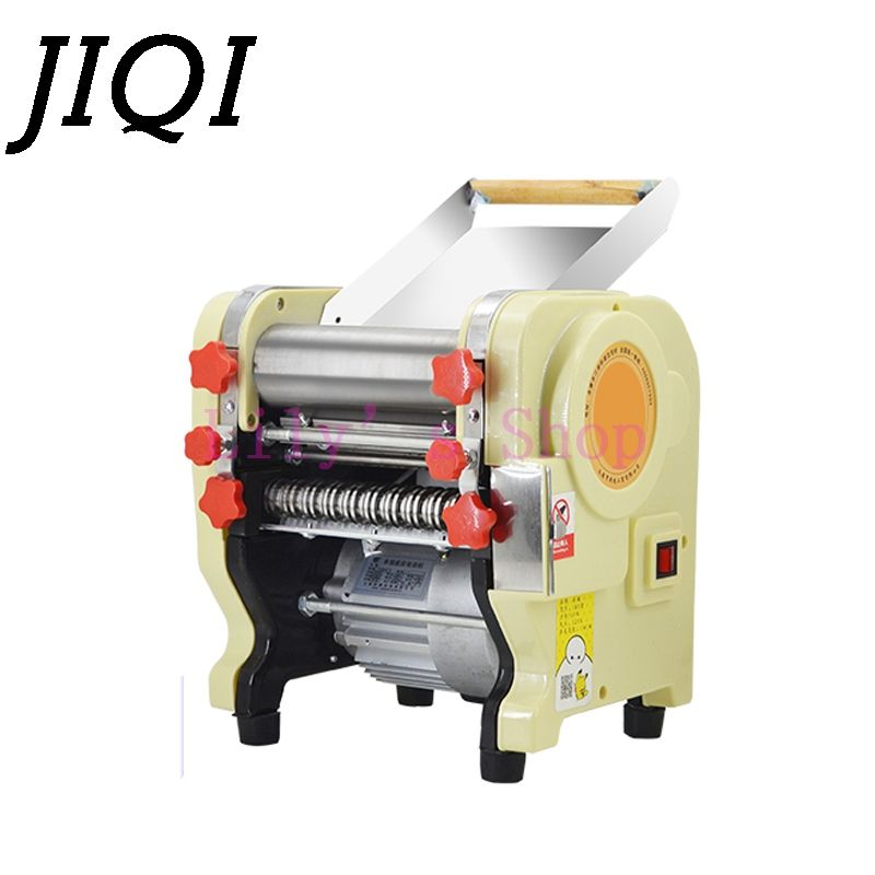 Electric noodles making pressing machine pasta maker noodle cutting machine dough roller commercial and home use 3 mm 9mm EU US