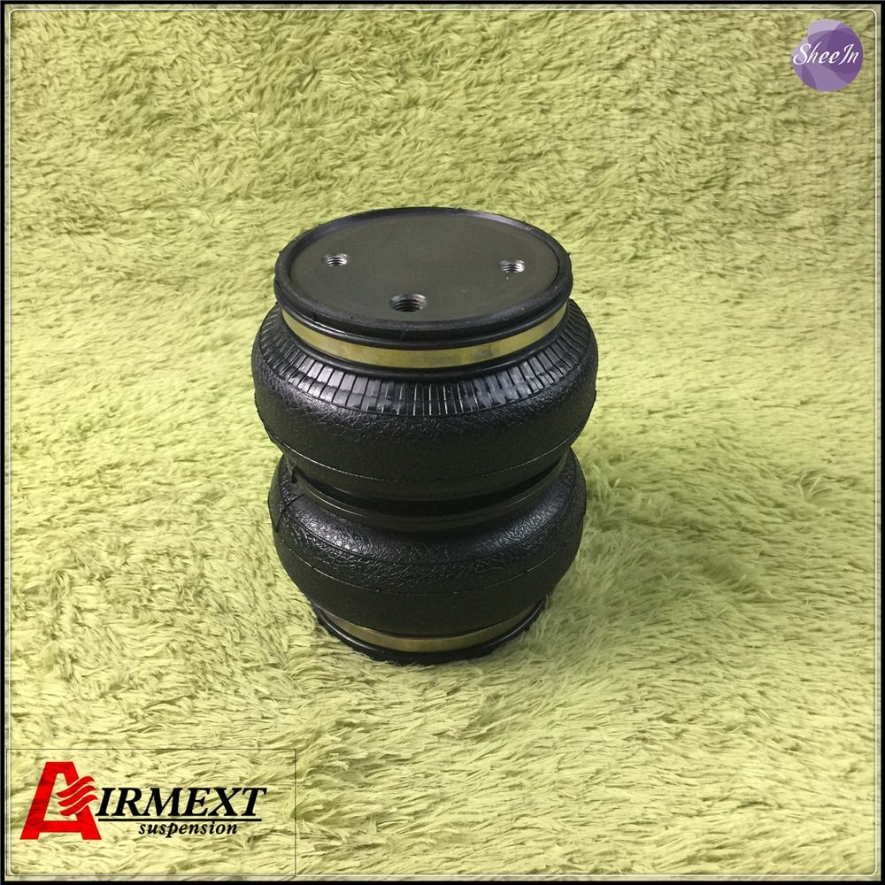 SN142156BL2-C AIRLIFT 5814 hollow Double convolute airspring airbag shock absorber/pneumatic air suspension air bellow