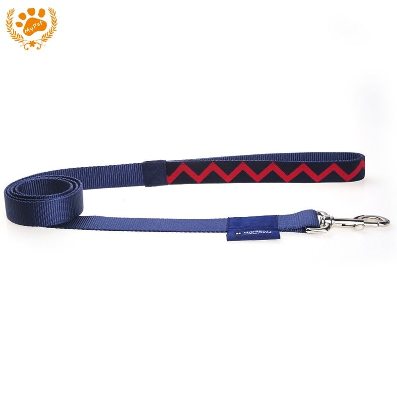Strong Dog Leash Nylon Walking Training Dog Leads Hand-Held Running Puppy Dog Pet Leashes 6 Colorful 131CM Wave Pattern HD002005