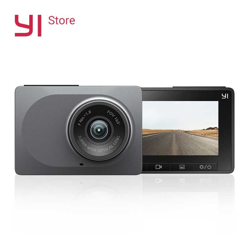 YI Smart <font><b>Dash</b></font> Camera Video Recorder WiFi Full HD Car DVR Cam Night Vision 1080P 2.7 165 Degree 60fps ADAS Safe Reminder