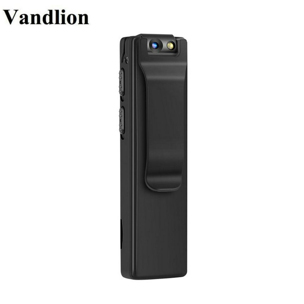 Vandlion A3 Mini Digital Camera HD Law Enforcement Cam Magnetic Body Camera Motion Detection Snapshot Loop Recording Camcorder