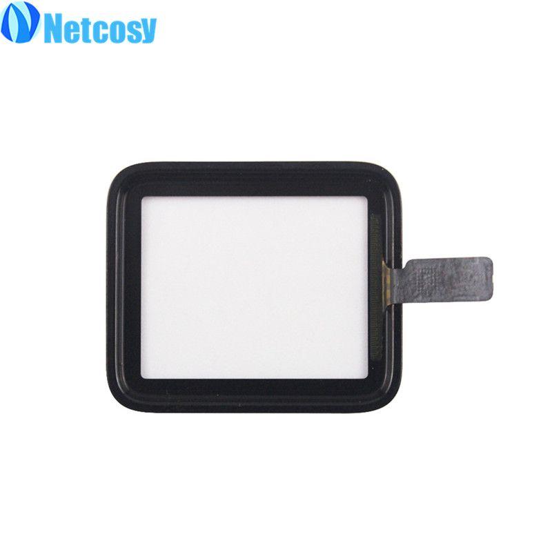 Netcosy 2 Gen Touchscreen Digitizer Vorder Touch Panel Glaslinse für Apple Uhr serie 2 42mm Glas Touch bildschirm