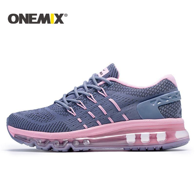 Onemix 2017 neue frauen laufschuhe atmungsaktive sport schuhe für frauen weibliche athletisch outdoor turnschuhe zapatos de hombre EUR36-40