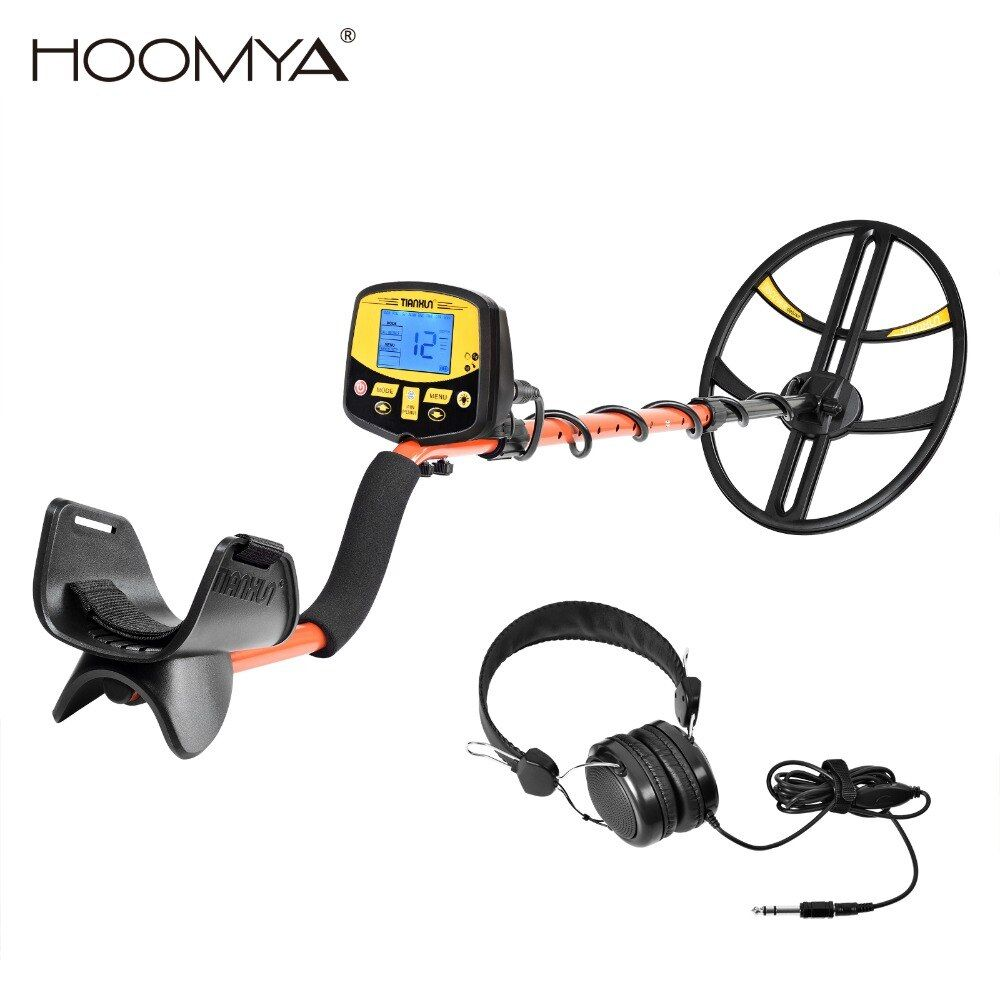 TX-950 Metal Detector Professional Underground Depth Scanner Search Finder Gold Detector Treasure Hunter Detecting Pinpointer