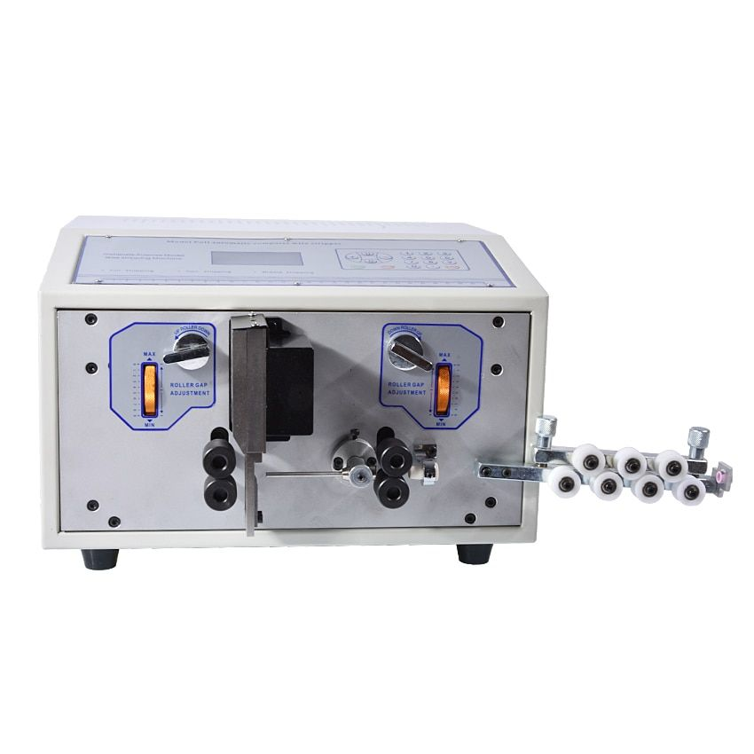 SWT508D-II automatic wire stripping machine, model SWT508D, 110-220v fast speed stripping