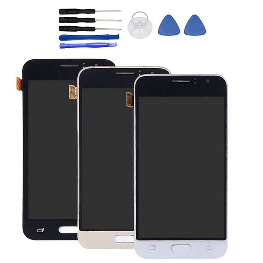 For Samsung Galaxy J120 2016 J120F J120H J120M LCD LCDS Display Touch Screen Digitizer Replacement +Tools
