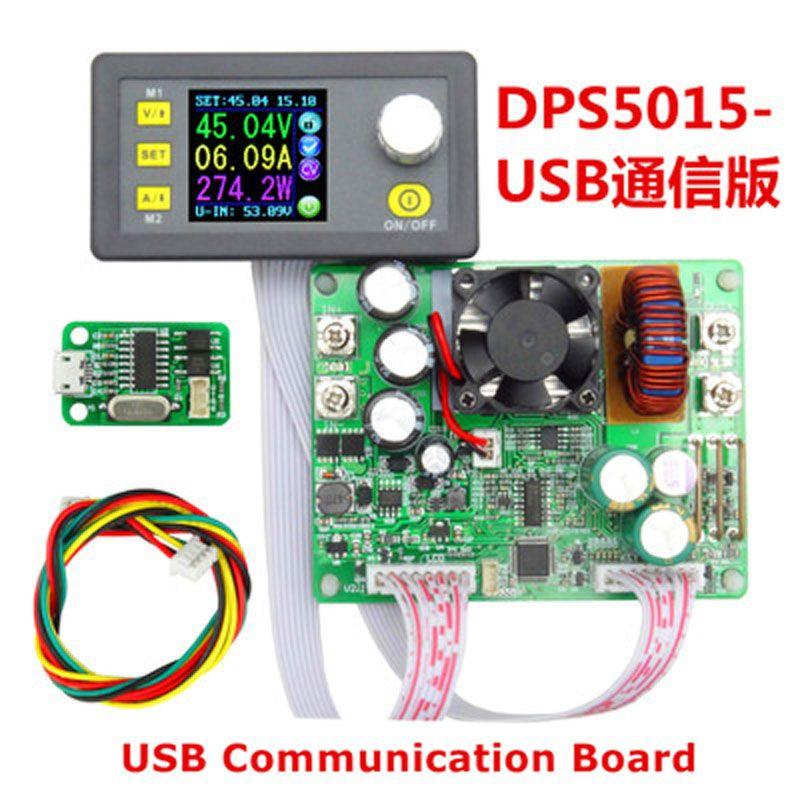 DPS5015 Digital Control stromversorgung 50 V 15A Einstellbare Konstante Spannung Usb-kommunikation Version