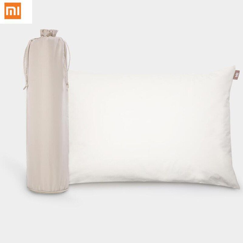 D'origine Xiaomi Oreiller 8 H Naturel latex avec taie d'oreiller meilleur respectueux de l'environnement matériel Oreiller Z1 soins de santé Bon sommeil