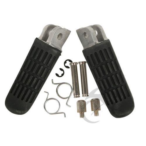 New Front Footrest Foot pegs For Honda CBR 750F 1000F CB400 750 1300SF CBR600 F2 F3 VTR1000F VFR800 XL1000V Varadero