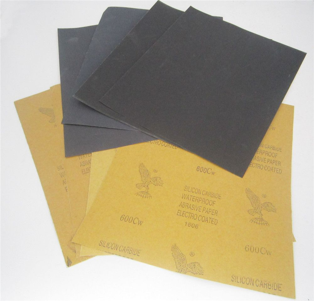 Sheet Surface Finish abrasive paper sandpaper grind wet dry tool automotive sand wood furniture turning polish buffing plastic