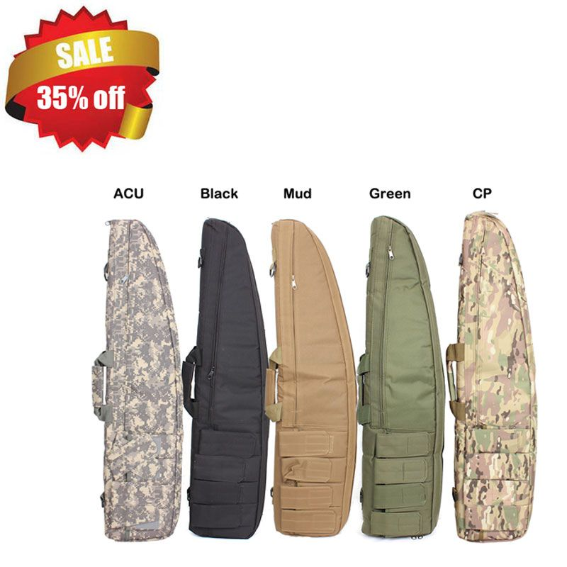 98cm Tactical Airsoft Rifle bag Hunting Shooting Gun Bag Military Army Rifle Case