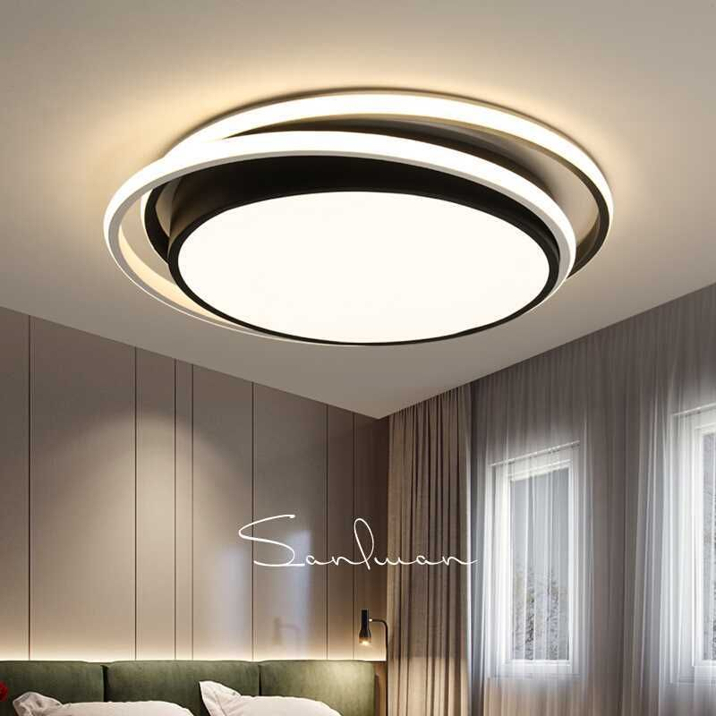 Ceiling Lights for living room lamparas de techo colgante moderna LED Ceiling Lamp Dimmable Luminaria Light with remote controls