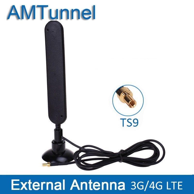 4G LTE Antenna TS9  3G 4G Antenna 16dBi for Huawei antenna E5573 with 3m for Huawei ZTE Vodafone 3G 4G Modem MiFi  Router