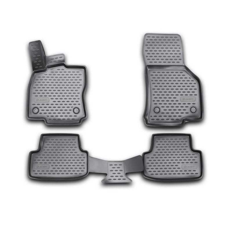 Boden matten für Volkswagen Golf 7 2012 ~ 2019 teppiche non slip polyurethan schmutz schutz innen auto styling zubehör