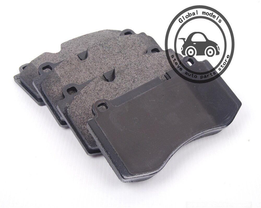 Front Brake Pad Set for Mercedes Benz W221 S280 S320 S350 S400 S450 S430 S500 S600 S55 S65