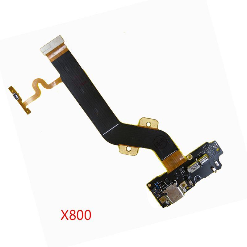 Pour Letv Un Max X900 Un Pro Le 1 Pro X800 LeEco X520 USB Dock Connector Chargeur Port de Charge Flex Avec Microphone Flex Câble