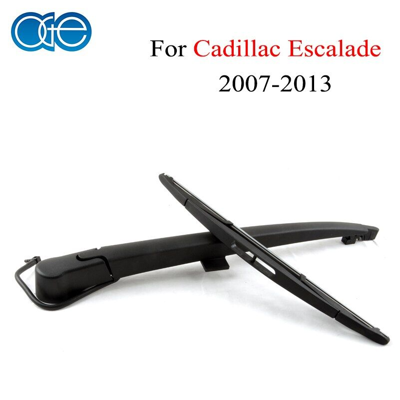 Oge 12'' Rear Wiper Blade And Arm For Cadillac Escalade 2007 2008 2009 2010 2011 2012 2013 Windscreen Car Accessories
