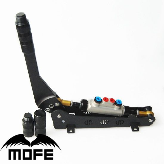 SPECIAL OFFER Two Pumps Adjustable Lever Vertical Drift Hydraulic Handbrake Hand Brake For Modern Group N Cars
