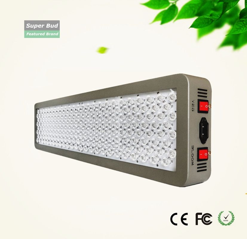 Nebular P600 LED grow light 600W 12-band LED Grow Light - DUAL VEG/FLOWER FULL SPECTRUM hydroponic greenhouse