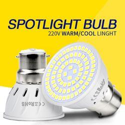 GU10 Led-lampe E27 Led Lampe 220 V E14 Spot Glühbirne gu5.3 Mais Birne MR16 Led-strahler Lampe Led Bombillas 2835 B22 4 W 6 W 8 W Ampulle