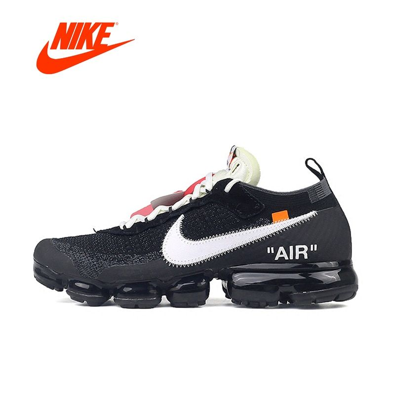 NIKE X Off White VaporMax 2.0 Original New Arrival Authentic AIR MAX Breathable Men's Running Shoes Sport Outdoor Sneakers