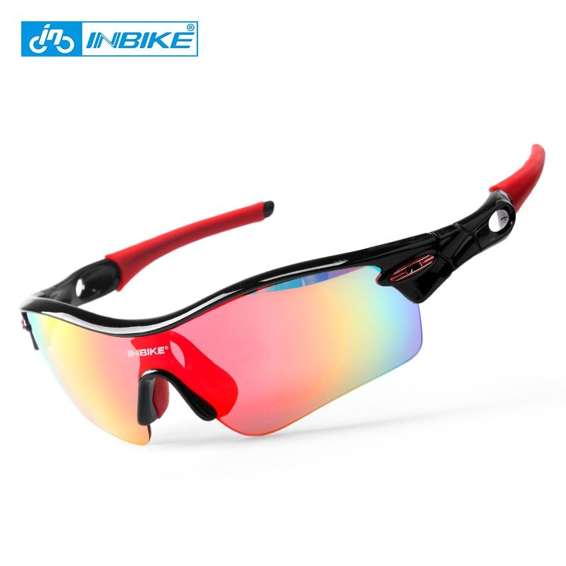 INBIKE Polarized Cycling Glasses <font><b>Bicycle</b></font> Sunglasses Bike Glasses Eyewear Ocular Eyeglass Goggles Spectacles UV Proof ciclismo911