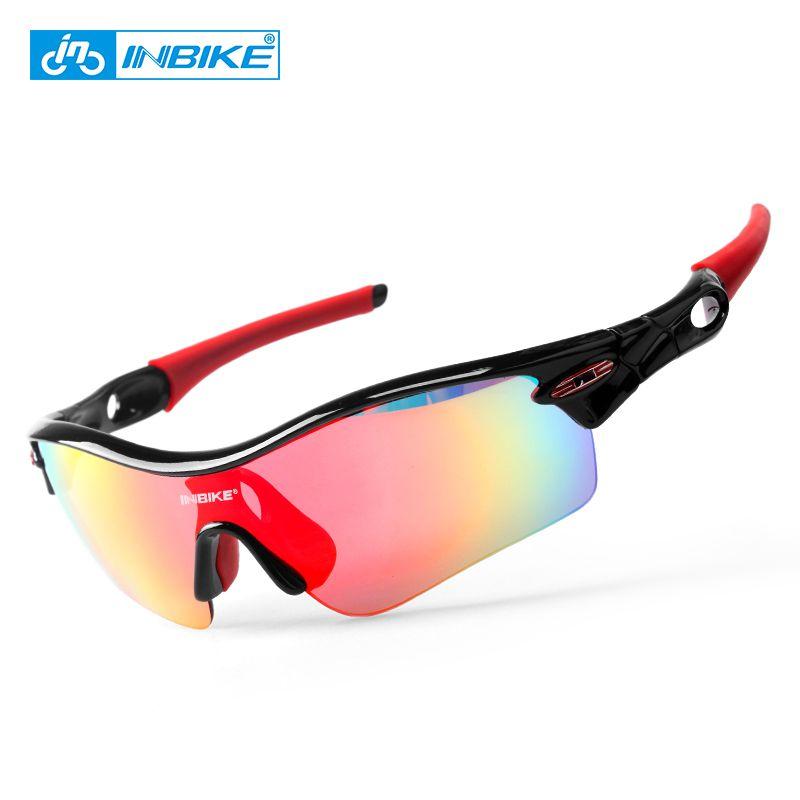 INBIKE Polarized Cycling Glasses Bicycle Sunglasses Bike Glasses Eyewear Ocular Eyeglass Goggles Spectacles UV Proof ciclismo911