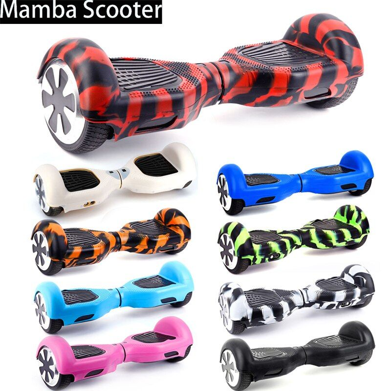 Hoverboard Silicone Case/Cover 6.5