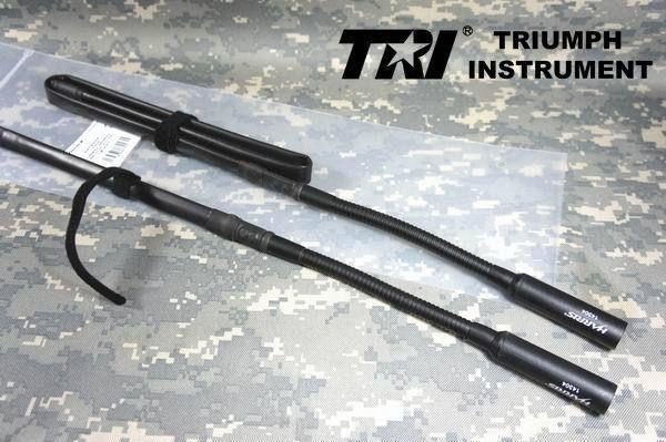 TRI VHF UHF Doppel plattfüße verstärkung Folding Antenne Für PRC-152/PRC-148