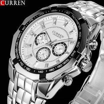 Новинка 2018 года CURREN часы для мужчин Топ Элитный бренд Лидер продаж дизайн Военная Униформа спортивные наручные часы для мужчин цифровой...