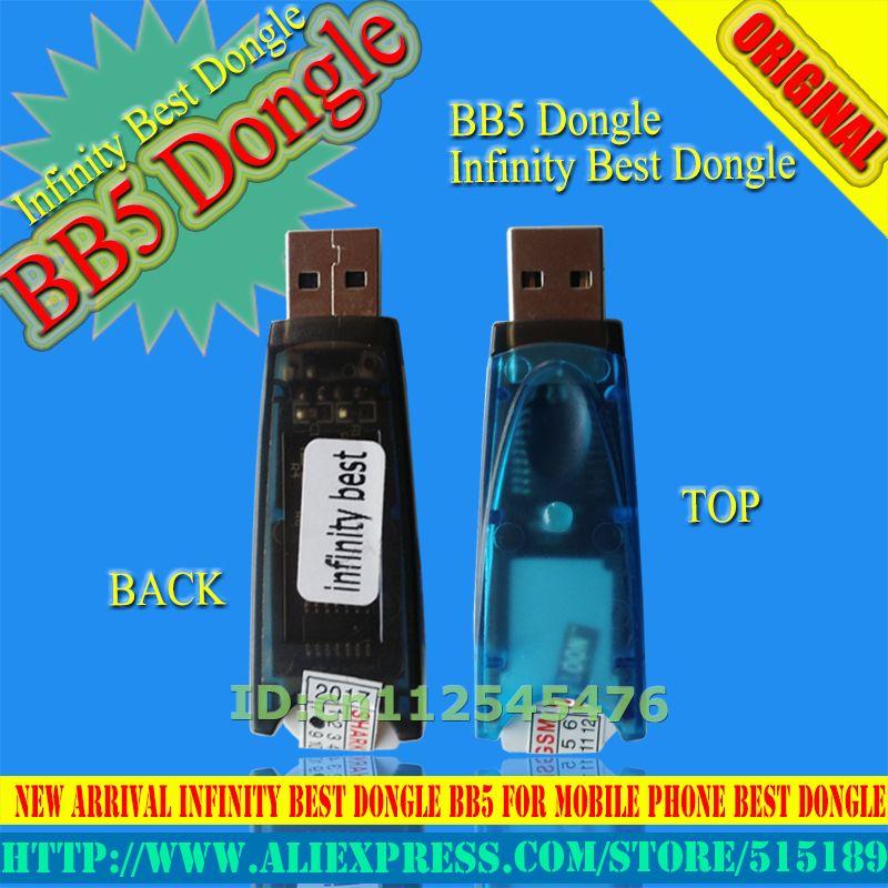 ORIGINAL NOUVEAU BB5 dongle Facile Service (Infinity Meilleur Dongle) pour Nokia bateau libre